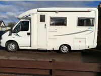 2005 Auto-Sleeper Inca EL 2 berth on a Peugeot Boxer 330 LX MWB HDI For sale