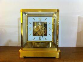 Jaeger Lecoultre Atmos Clock