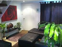 fully furnished well presented 1bed house incl bills,Virgin medTV,internet,off street parking...