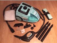 Vax V-081 Compact Cylinder Steam Cleaner