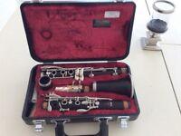 Yamaha 34 II clarinet