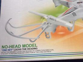 Pathfinder drone