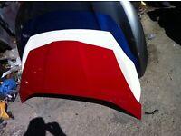 Honda Jazz bonnet needs repair 2010-2014