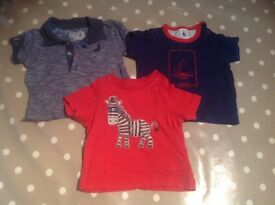 Baby Summer clothing bundle ( Boys 3 - 6 months )