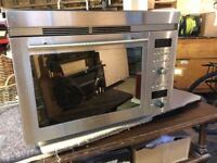 Neff combined oven microwave