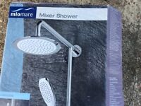 Shower new in box