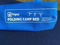 2 camping beds -Hi Gear