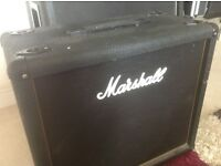 Never gigged!!! Marshall speaker, light damage from home use only