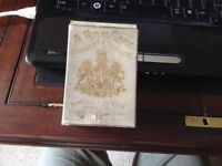 """""""A Royal Game"""" set of playing cards, dating from 1896"""