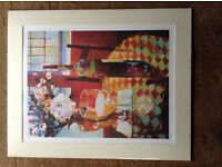 Limited Edition Print - Daydreaming by Robert Burridge.