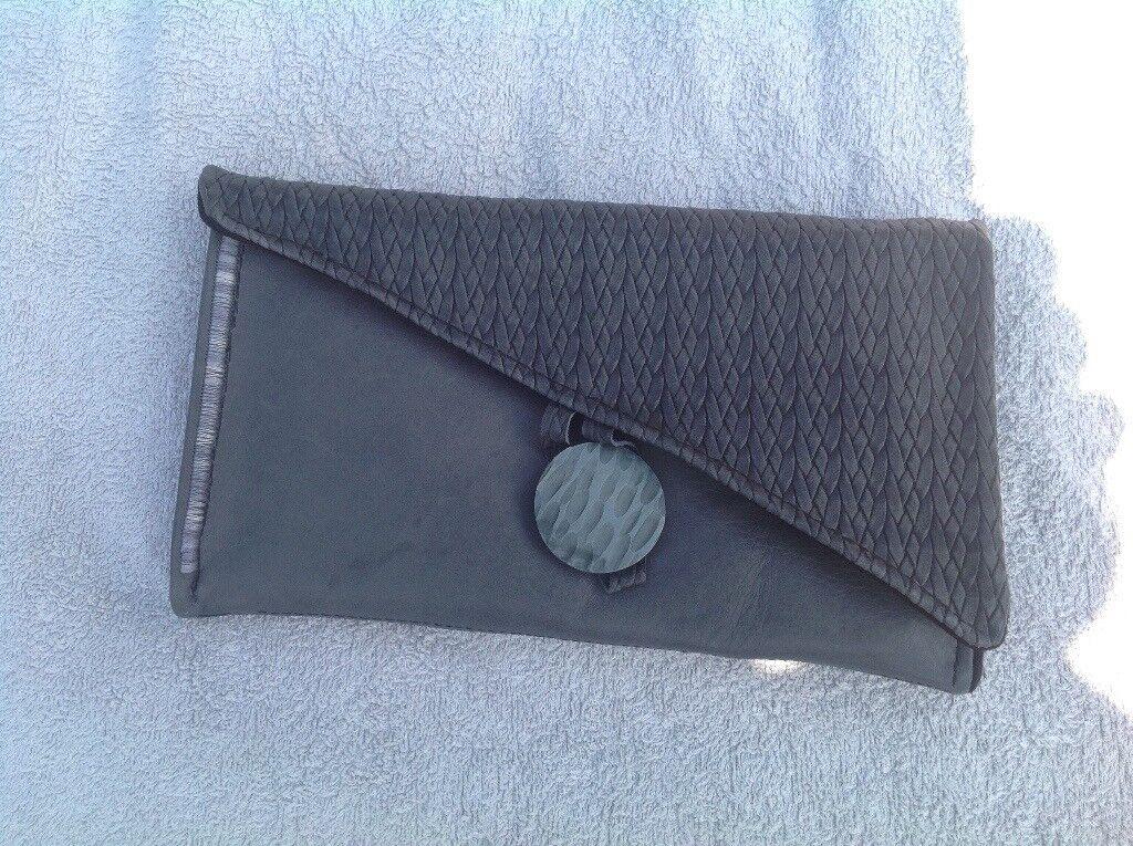 Handmade Leather Clutch Bag Handbag