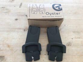 Oyster Multi Car Seat Adaptor