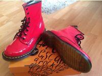 Doc Martin ladies boots size 5