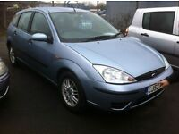 \\ PART EX TO CLEAR // 04 FOCUS 1.6 LX 5 DOOR, MOT SEPTEMBER 2016, 120000 MILES.