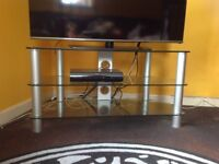 PHILIPS 42INCH TV STAND. ( JUST THE STAND )