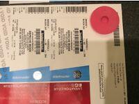 Depeche mode tickets Olympic park