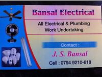 ELECTRICIAN / Electrician in East London
