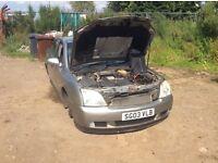 Vauxhall vectra diesel six dti 16v