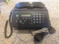 Phillips fax/answering machine HFC171