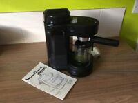 Moulinex coffee machine