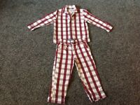 M&S boys pyjamas