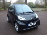 Smart Fortwo 1.0 MHD Pulse Start/Stop Cabriolet 2dr