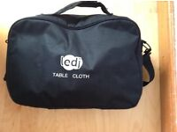 LEDJ 6 ft table cloth with bag