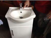 Sink-Small cloakroom sink