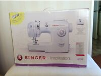Singer inspiration 4220 sewing machine. BRAND NEW IN BOX never been used - £90. Was £180 new.