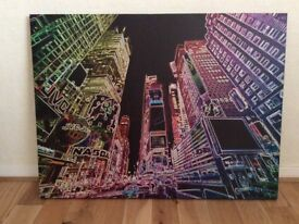Large canvas - New York City