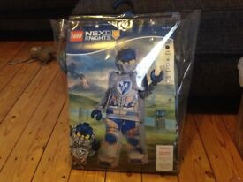 Lego nexus knights clay outfit size 4-6 brand new