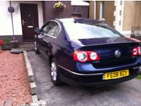 Vw Passat se 2.0 tdi 140 bhp 6 speed box 08 reg