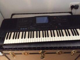Sx- kn3000 Technics 61 full size keys keyboard