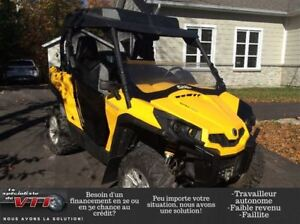 2013 Can-Am Commander 800