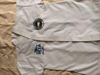 Taekwondo uniform child size