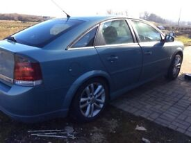 Vauxhall vectra diesel sri 150 in very good condition for age high miles but well looked after