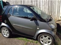 Smart City 0.7 Pulse Hatchback 3dr Petrol Automatic (113 g/km, 61 bhp) 61000 miles