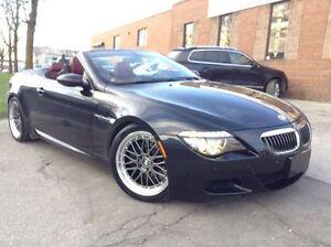 2008 BMW M6 V10 SMG CABRIOLET
