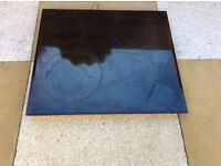 LED Touch Sensitive Ceramic Hob In Excellent Condition Can Deliver.