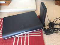 Sky Box Plus HD with router and remote control