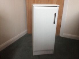 Small Strong substantial storage cabinetWhite Storage Cabinet