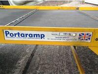 PortaRamp & Wheelchair Seatbelt Straps