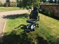Travelux Venture Power Wheelchair