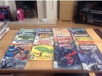 DC (and Dark Horse) comics x20