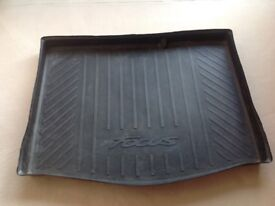 Car boot liner for Ford Focus
