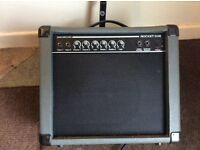 Bass Amplifyer -Rocket 20B Selling for £20