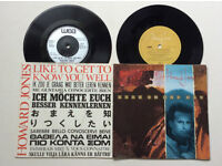 "7"" Vinyls Buy any 10 for £3.50 - Choose from the list (Mix match see other ads) Can Post (List H)"
