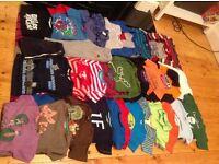 Large bundle of 4-5 year boys clothing bundle