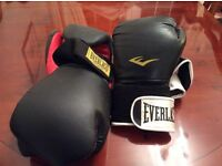 2 pairs of Everlast Boxing Gloves , good condition
