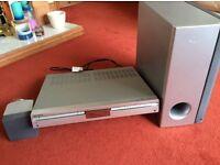 Sony DVD surround system